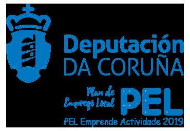 Deputación da Coruña. PEL Emprende Actividade 2019
